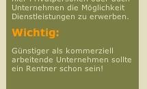 Aufforderung zum Lohndumping bei rentnerpower.ch...